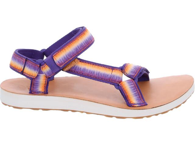 Teva Original Universal Ombre Sandalen Dames oranje/violet